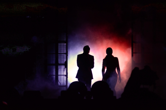 Beyonce & JAY Z - On The Run Tour - Foxborough