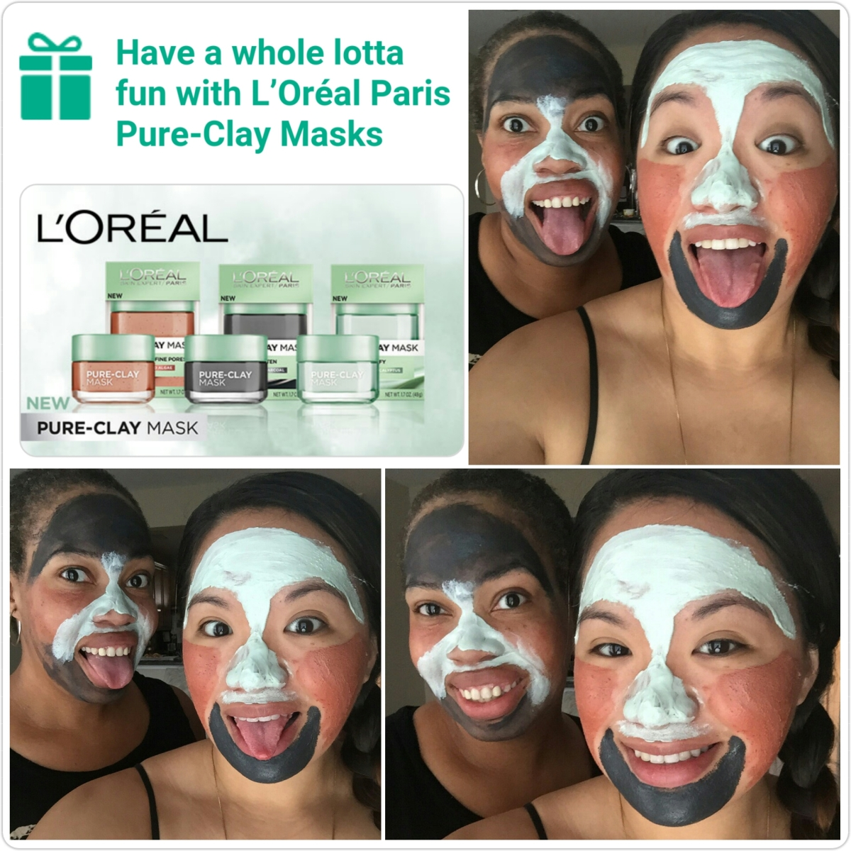 #WellnessWednesday Skincare Review @LOrealParisUSA #PureClayMask #gotitfree