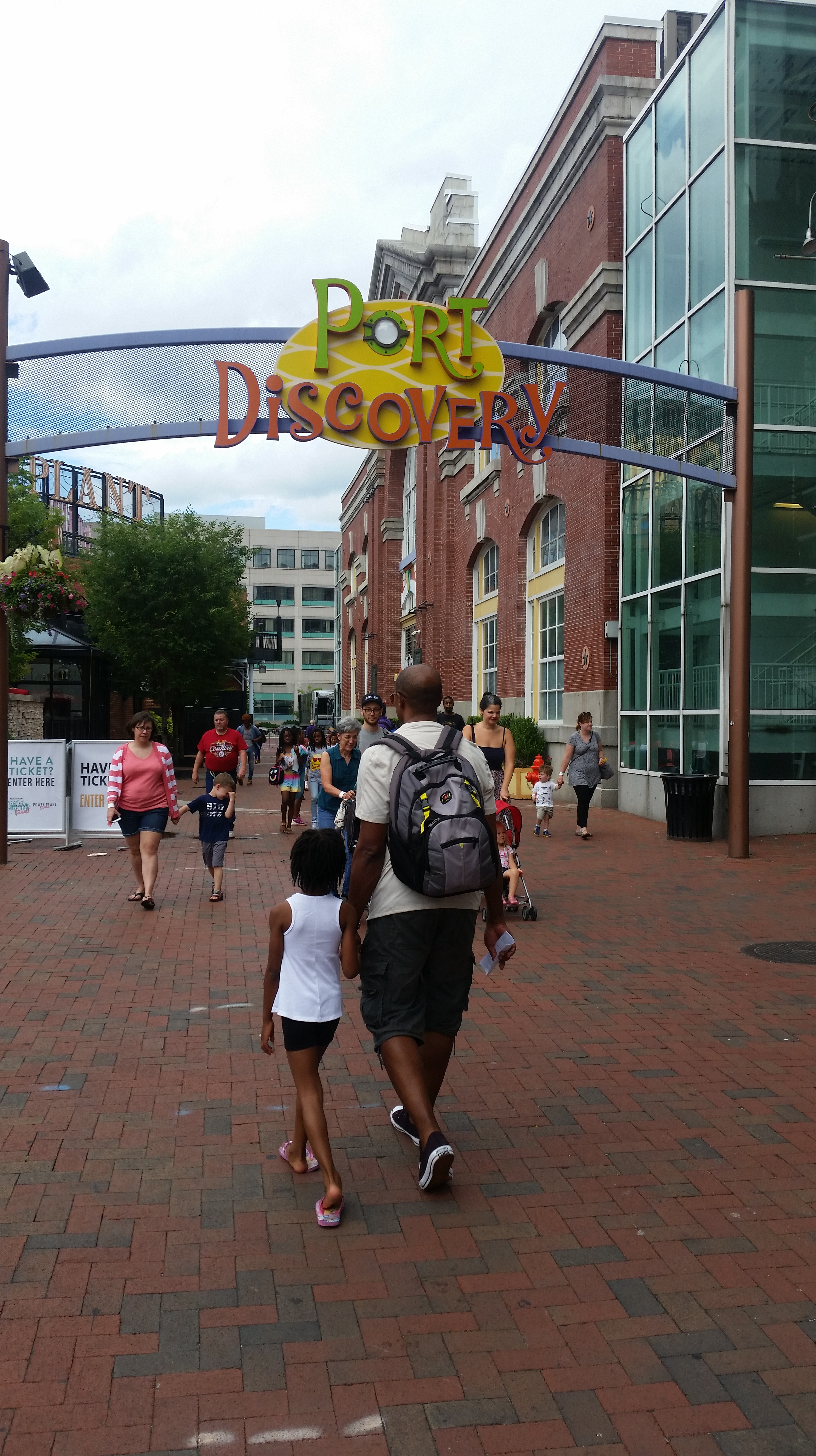 Baltimore's Port Discovery Children's Museum Is An Expansive Building  Dedicated To Kids They Play And Learn Sometimes At The Same Time